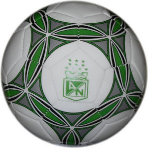 Machine Stitching PVC Soccer Ball pictures & photos