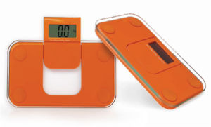 Super Slim Portable Mini Scale with Folding Display (CB2118) pictures & photos