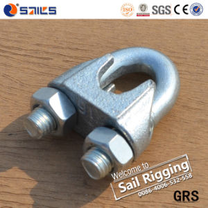 Malleable Iron Galvanized DIN741 Wire Rope Clip pictures & photos