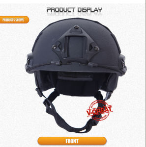 Bulletproof Fast Helmet with Black Color pictures & photos