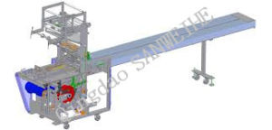 Swh-7017 Automatic Over Wrapping Type Packaging Machine pictures & photos