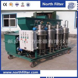 Coalescence-Separation Diesel Fuel Oil Purifier pictures & photos