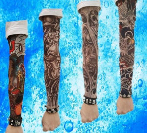Fashion Tattoo Sleeves for Men or Women as Yt-228 pictures & photos
