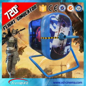 2015 Hot Sell Real 3D/4D/5D/7D/9d/12D Fly Feeling Simulator Game Machine/Motion Simulator with Coin Machine pictures & photos