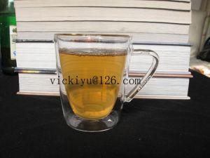 300ml Orange Owl Glass Jar Dor Water pictures & photos