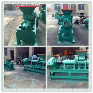 Ce Approved Charcoal Powder Briquette Machine pictures & photos