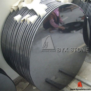 Granite Round Table Tops for Dining Room, Restaurant, Coffee Shop pictures & photos