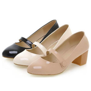 Orthotic dress shoes for women