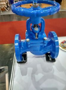 DIN F1 PN16 Globe Valve pictures & photos