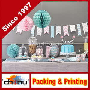 Ginger Ray Chevron Bunting Hanging Party Decoration (420026) pictures & photos