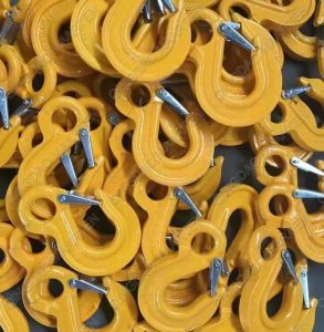 Forge Steel Tow Winch Safety Latch Hook pictures & photos