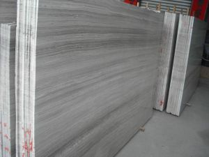 Timber Grey Marble Slabs pictures & photos