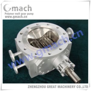 Large Flow Rate Melt Geat Pump for PC Polymer Reactor pictures & photos