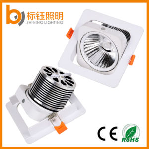 10W COB Square Lighting LED Panel Ceiling Light pictures & photos