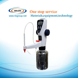 Automatic Digital Bottletop Dispenser with 1000ml Stainless Steel Bottle for 0 - 50 Ml Electrolyte Liquid, Bd-50ml pictures & photos
