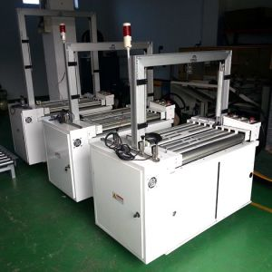 High Quality Fully Automatic Strapping Machine with German Siemens PLC pictures & photos