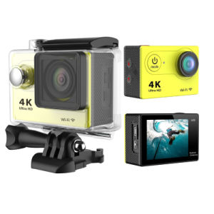 4k Sport Camera 170 Deree 30m Waterproof WiFi Action Cams