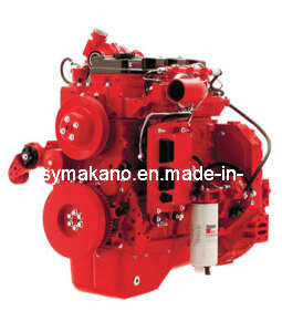 Dongfeng Cummins Diesel Engine Qsd for Construction Machinery (QSD4.5-C80, QSD6.7-C130)