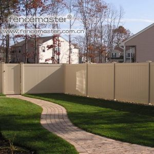 PVC Fencing No Visible Fasteners pictures & photos
