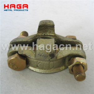 Malleable Iron Heavy Duty Clamp Interlocking Clamp with Two Bolt pictures & photos