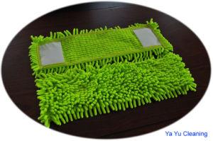 Microfiber Chenille Flat Mop (YYFM-001C) pictures & photos