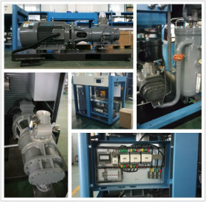 Shhk Screw Air Compressor 110kw 10 Bar pictures & photos