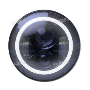 12V 7inch 40W LED off Road Headlight pictures & photos