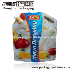 5 LTR Food Pouch, Food Packaging with Corner Spout (D288) pictures & photos