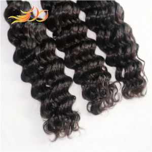 7A Brazilian Virgin Hair Weave Deep Wave Human Hair Extension pictures & photos