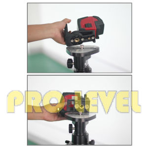 Cross Line & Plumb Laser Level (R22) pictures & photos