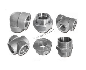 Stainless Steel Precision Casting for Pipe Fittings pictures & photos