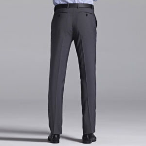 Europea and America Wholesale Fashion Design Men Formal Business Men Pants pictures & photos