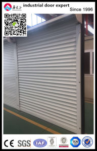 Manufacturer Automatic Industrial Rolling Door pictures & photos