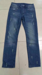 2015 New Stocks Denim Man Jeans, Top Quality pictures & photos