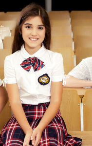 School Uniform with Skirt for Girls pictures & photos