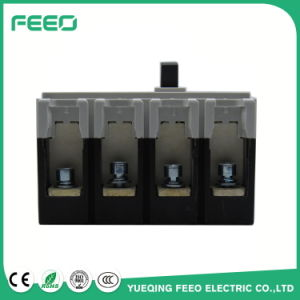 PV Application 3pole 400A Moulded Case Circuit Breaker MCCB pictures & photos