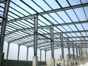 Portal Frame Prefabricated Steel Structure Workshop (KXD-889) pictures & photos
