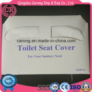 1/2 Fold Disposable Paper Toilet Seat Cover pictures & photos