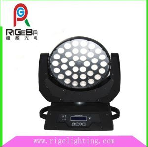 36LEDs*10W Four in One LED Moving Head with Zoom pictures & photos