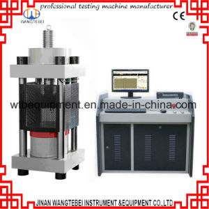 Universal Testing Machine for Compressive Strength Tester of Concrete Factory Supplier pictures & photos
