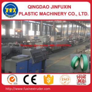 Pet Plastic Packing Belt Extruder Machine pictures & photos