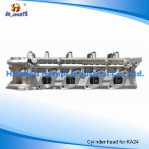 Auto Spare Parts Cylinder Head for Nissan Ka24 11040-Vj260 pictures & photos