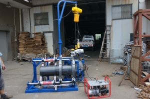 Sud400h HDPE Pipe Hot Melt Machine pictures & photos