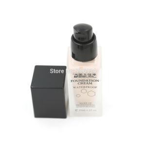 Foundation Cream Silk Liquid Makeup Waterproof Moisturizer Base 35ml Fo0337 pictures & photos