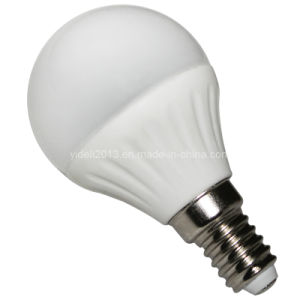 G50 LED Golf E27 E14 3W SMD Bulb Lamp Light pictures & photos