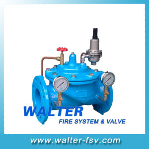 Cast Iron Pressure Reducing Valve Adjustment pictures & photos