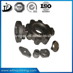 Carbon Steel Valve Body From Transmission Parts Suppliers pictures & photos