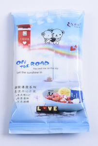 Single Packed Super Soft Skin Care Cleaning Wet Tissue pictures & photos
