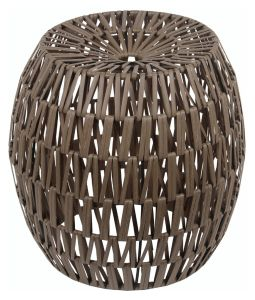 Well Furnir T-038 Privilege International Resin Wicker Round Stool pictures & photos