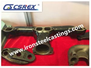 Cast Iron/ Steel Exhaust Manifolds for Cummins/Deutz Truck pictures & photos